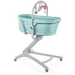 Leżaczek-krzesełko 4w1 BabyHug Aquarelle