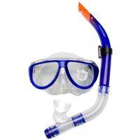 Maski, płetwy i fajki, Zestaw do nurkowania dla dorosłych Waimea