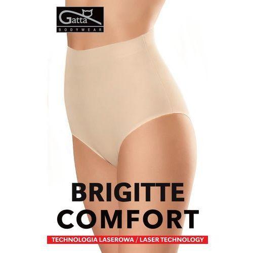 Figi, Figi Gatta Brigitte Comfort 41581 XL, beżowy, Gatta