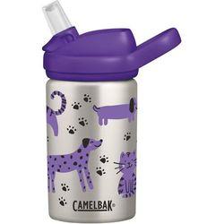 CamelBak eddy+ Kids Single Wall Butelka ze stali nierdzewnej 400ml Dzieci, cats & dogs 2020 Bidony