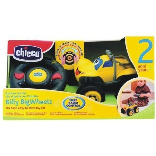 Osobowe dla dzieci, Samochód Billy żółty