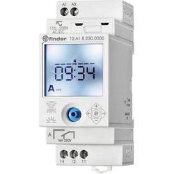 Zegar cyfrowy sterujący tygodniowy, astronomiczny NFC Finder 12.A1.8.230.0000