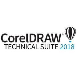 Corel DRAW Technical Suite 2018 - Licencja elektroniczna