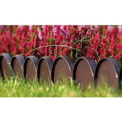 Palisada ogrodowa obrzeże 10m x 9cm Garden Line Ciemny Brąz IKRA / IIKRABR / PROSPERPLAST - ZYSKAJ RABAT 30 ZŁ