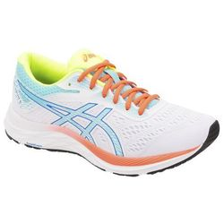 DAMSKIE BUTY ASICS GEL-EXCITE 6 1012A507-100 WHITE/ICE MINT 37