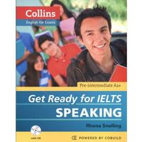 Książki do nauki języka, Get Ready for IELTS Speaking Collins English for Exams (opr. miękka)