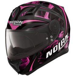 Kask integralny Nolan N87 LEDLIGHT Różowy 031
