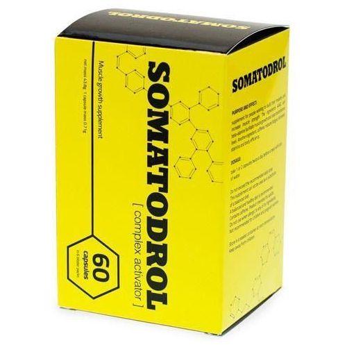 Tribulusy i ZMA, Iridium Labs Somatodrol 60caps