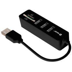 Tracer Czytnik kart CH4 All-In-One+ HUB USB DARMOWA DOSTAWA DO 400 SALONÓW !!