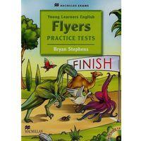 Książki do nauki języka, Young Learners Practice Tests Flyers Student's Book (podręcznik) with Audio CD (opr. miękka)