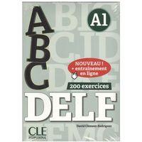 Książki do nauki języka, ABC DELF A1 książka + klucz + CD mp3 - David Clement-Rodriguez (opr. miękka)
