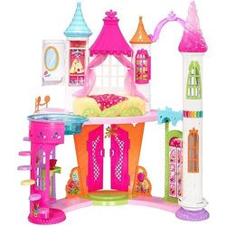 Zabawka MATTEL Barbie Dreamtopia Zamek Sweetville DYX32 WB2 + DARMOWY TRANSPORT!
