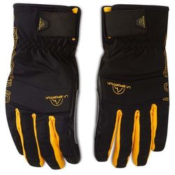 Rękawice narciarskie LA SPORTIVA - Skialp Gloves Y46999100 Black/Yellow