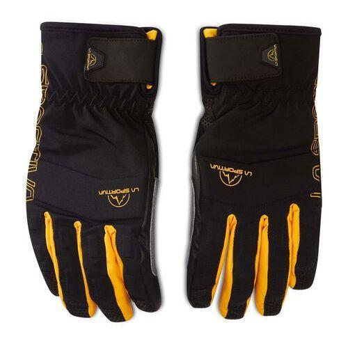 Rękawice ochronne, Rękawice narciarskie LA SPORTIVA - Skialp Gloves Y46999100 Black/Yellow