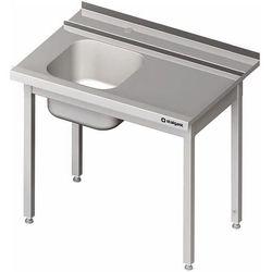 Stół załadowczy prawy bez półki do zmywarki kapturowej Silanos 900x740x880 mm | STALGAST, 982387090