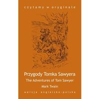 "E-booki, ""The Adventures of Tom Sawyer / Przygody Tomka Sawyera"" - Mark Twain (MOBI)"