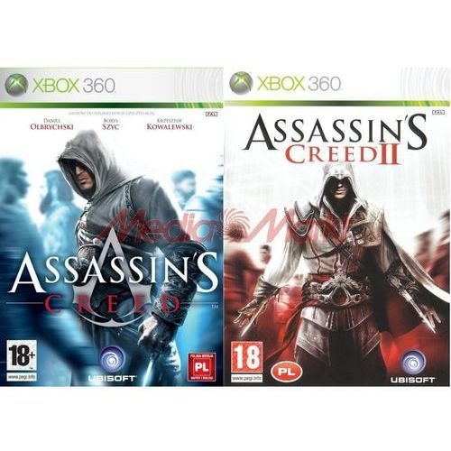Gry na Xbox 360, Assassin's Creed (Xbox 360)