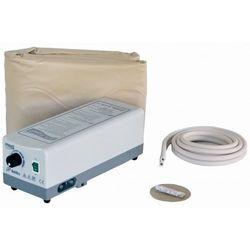 Materac przeciwodleżynowy, bąbelkowy zmiennociśnieniowy z kompresorem ARIA