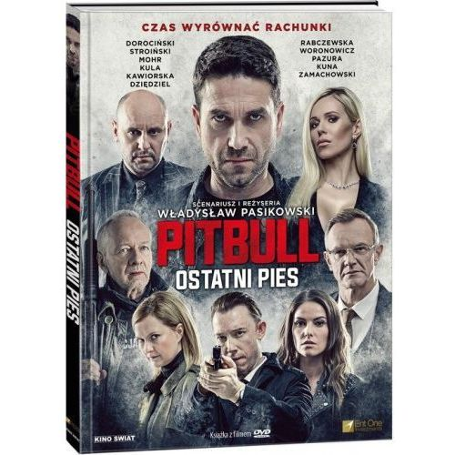 Pozostałe filmy, Pitbull Ostatni Pies (Płyta DVD)