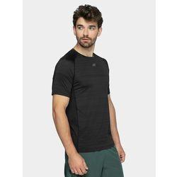 Koszulka treningowa męska TSMF003z - czarny