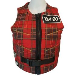 TEN 80 BACKSTAGE VEST KAZMIZELKA WAKEBOARD SURFING R. 8