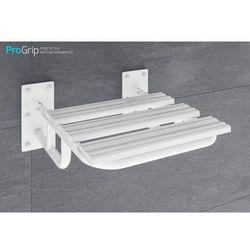 Krzesełko prysznicowe uchylne z podporami