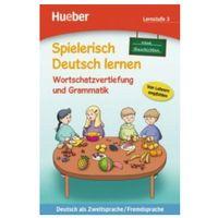 Książki do nauki języka, Spielerisch Deutsch Lernen, Wortschatzvertiefung und Grammatik (opr. miękka)