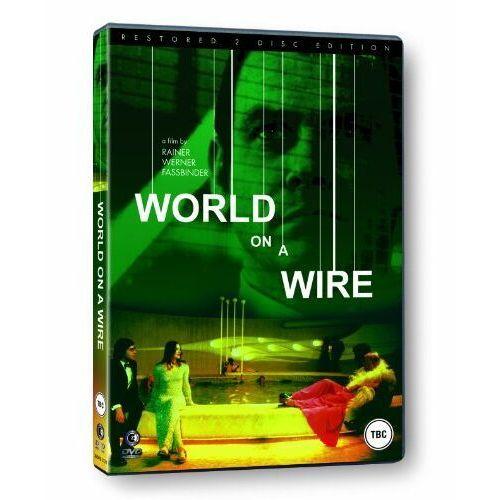Filmy fantasy i s-f, Movie - World On A Wire