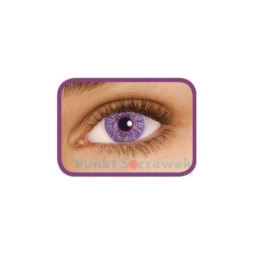 Soczewki kontaktowe, FreshLook Colors Violet, 2 szt.