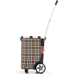 Reisenthel Carrycruiser wózek na zakupy / ROE3068 / Glencheck Red - Glencheck Red