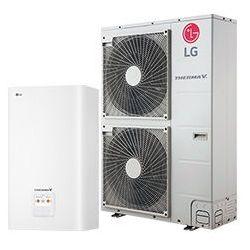 Pompa ciepła LG split 14kW HU141/HN1616