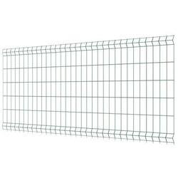 Panel ogrodzeniowy Polargos 1 03 x 2 5 m oczko 7 5 x 20 cm ocynk zielony