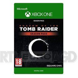 Shadow of the Tomb Raider - season pass [kod aktywacyjny] Xbox One