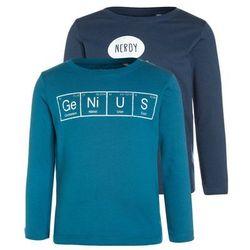 Name it NITVICTORFEM BOX 2 PACK Bluzka z długim rękawem insignia blue/lyons blue