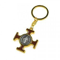 Brelok z medalem Św. Benedykta