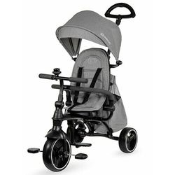 KinderKraft rowerek trójkołowy Jazz grey
