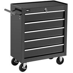 MSW Wózek narzędziowy - 5 szuflad MSW-WWG-12 - 3 LATA GWARANCJI