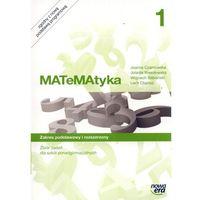 Matematyka, MATeMAtyka. Klasa 1, liceum i technikum. Zbiór zadań. Zakres Podstawowy i rozszerzony (opr. miękka)