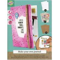 Notesy, Zestaw kreatywny Notatnik różowy