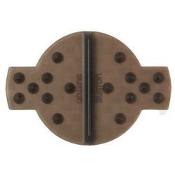 narzęndzie BURTON - Lrg Scraper Mat Translucent Black (035)