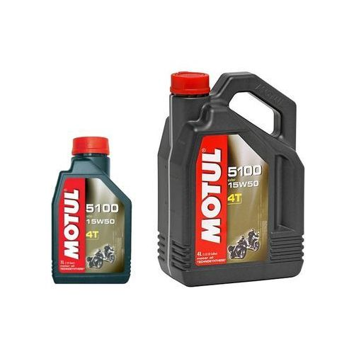 Oleje silnikowe, MOTUL OLEJ SILNIK 5100 4T ESTER 15W50 4L