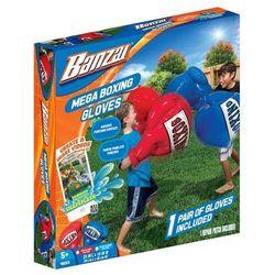 Banzai - Mega rękawice Bokserskie - Boxing Gloves 48263