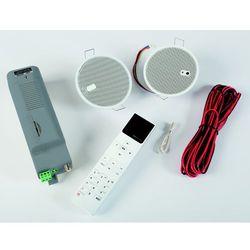 Radio EisSound KBSOUND iSelect 2,5' przystosowany do współpracy z KBSOUND DOCK pod zabudowę do łazienki lub kuchni