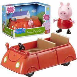 Zestaw z figurką Świnka Peppa Auto Peppy II