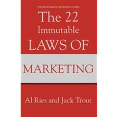 Biblioteka biznesu, 22 Immutable Laws of Marketing
