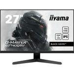 IIYAMA Monitor 27 cali G2740QSU-B1 IPS,QHD,75Hz,1ms,FreeSync,HDMI,DP,USB