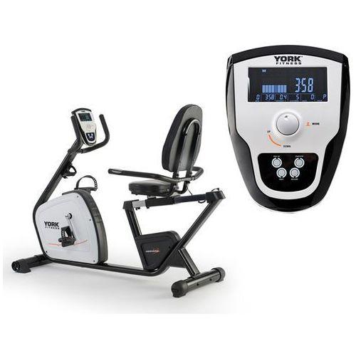 Rowery treningowe, York Fitness C215