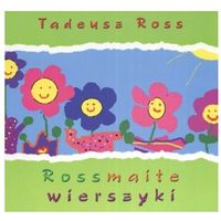 Książki dla dzieci, Rossmaite wierszyki (opr. broszurowa)