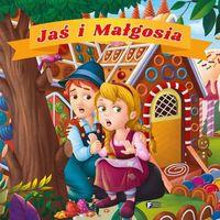 Książki dla dzieci, Jaś i Małgosia - Opracowanie zbiorowe (opr. kartonowa)