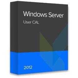 Windows Server 2012 User CAL elektroniczny certyfikat